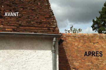Entretien de toitures et façades