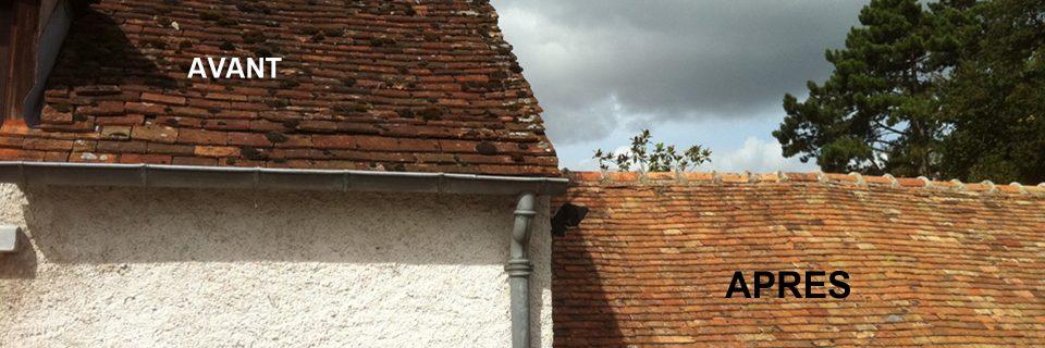 Entretien de vos toitures, façades et monuments funéraires